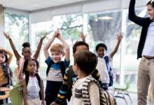 Begrüßungslied Kindergarten