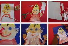Nikolausfeier im Kindergarten