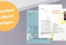 Steckbrief für den Kindergarten- Muster und kostenlose Vorlage
