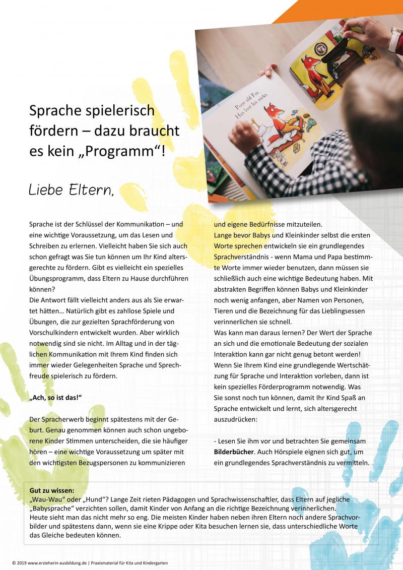 An kindergarten abschiedsbrief eltern Abschiedsbrief Kindergarten
