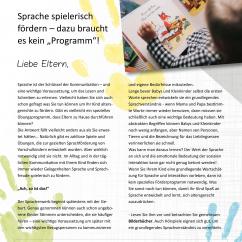 Elternbriefe Im Kindergarten Schreiben Anleitung Und Vorlagen